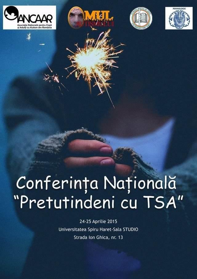 Conferinta nationala Pretutindeni cu TSA