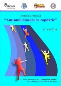 web afis Conferinta autismul dincolo de copilarie
